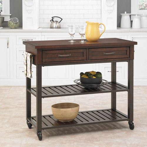 Home Styles Cabin Creek Kitchen Cart by Home Styles
