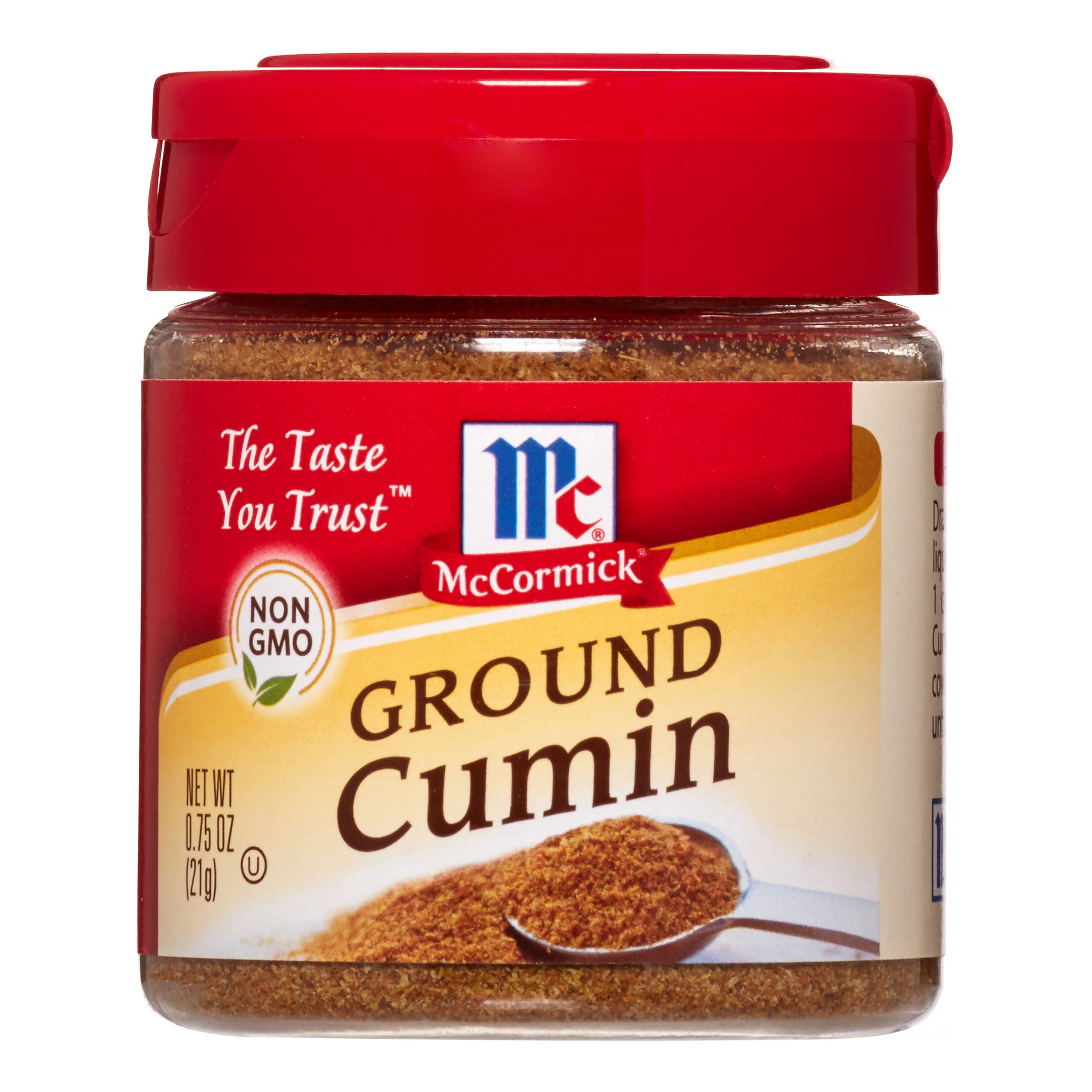 McCormick�� Ground Cumin, 0.75 oz. Bottle