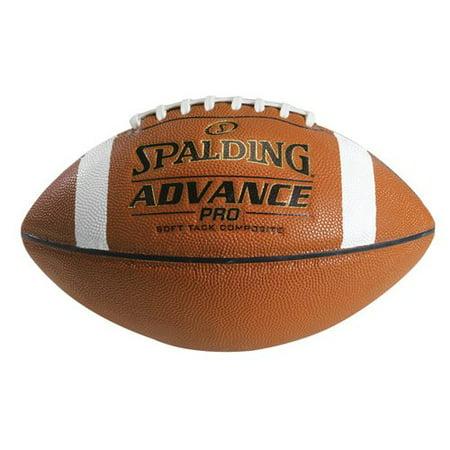 - Spalding Advance Pro Football
