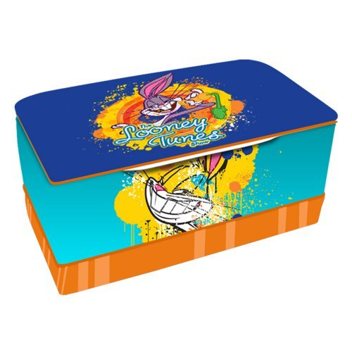 Warner Bros. Looney Tunes Bugs Bunny Color Burst Deluxe Toy Box