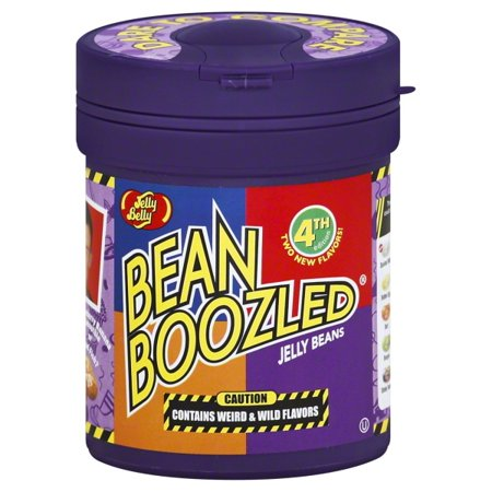 Jelly Belly Boozled Jelly Beans Spinner Gift Set - Boozled Beans