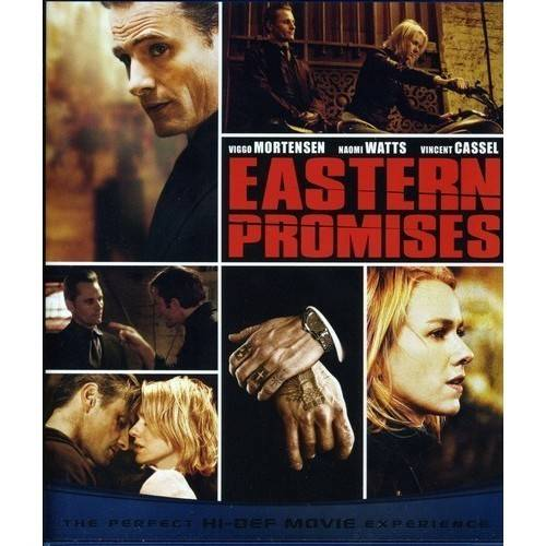 Eastern Promises (Blu-ray) (Widescreen)