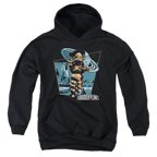Forbidden Planet Robby Walks Big Boys Pullover Hoodie