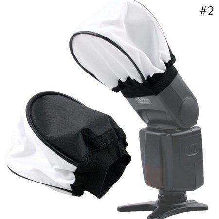 New Universal Camera Flash Reflector Lamp Photo Diffuser External Softbox B