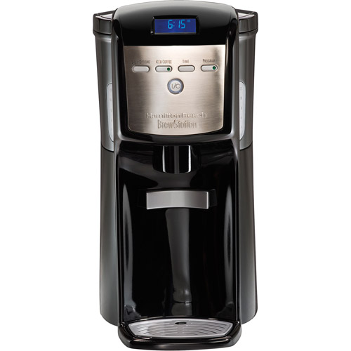 Hamilton Beach BrewStation 12-Cup Dispensing Coffeemaker, 47701