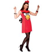 Angry Birds Sassy Red Bird Adult Costume