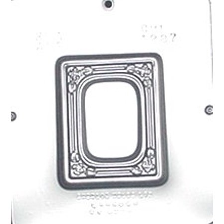 1287 Picture Frame Chocolate Candy Mold](Candy Photos)