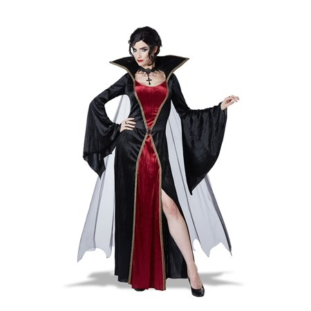Plus Size Classic Vampire Costume - Vampire Costume Plus Size