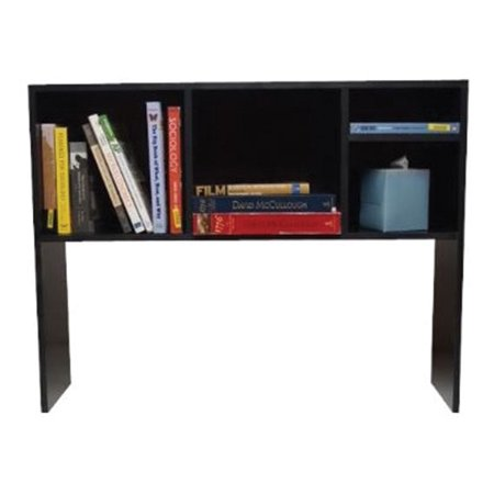 The College Cube - Desk Bookshelf - Black