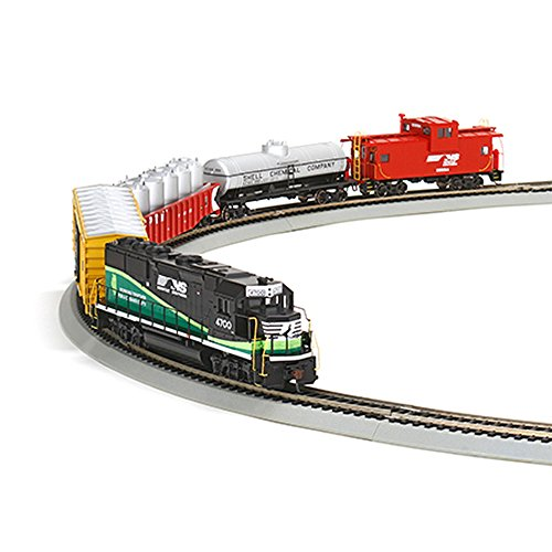 Athearn HO GP50 Iron Horse Train Set, NS/Eco