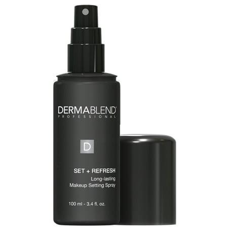 Dermablend - Set + Actualiser maquillage longue durée Réglage pulvérisation