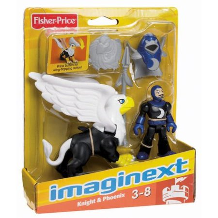 Imaginext Castle Basic Phoenix Figure