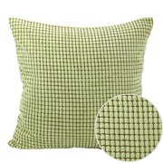 Velvet Square Cushion Pillow Covers Shell Home Sofa Bed Decor Throw Pillowcases Pillow Case