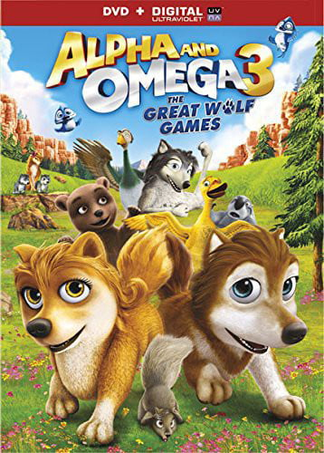 Alpha and Omega 3: The Great Wolf Games by