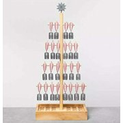 Hearth & Hand with Magnolia Wood Tree Advent Calendar