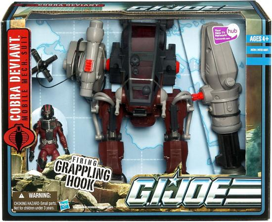GI Joe Pursuit of Cobra Cobra Deviant [Mobile Mech Suit] by Hasbro Inc.