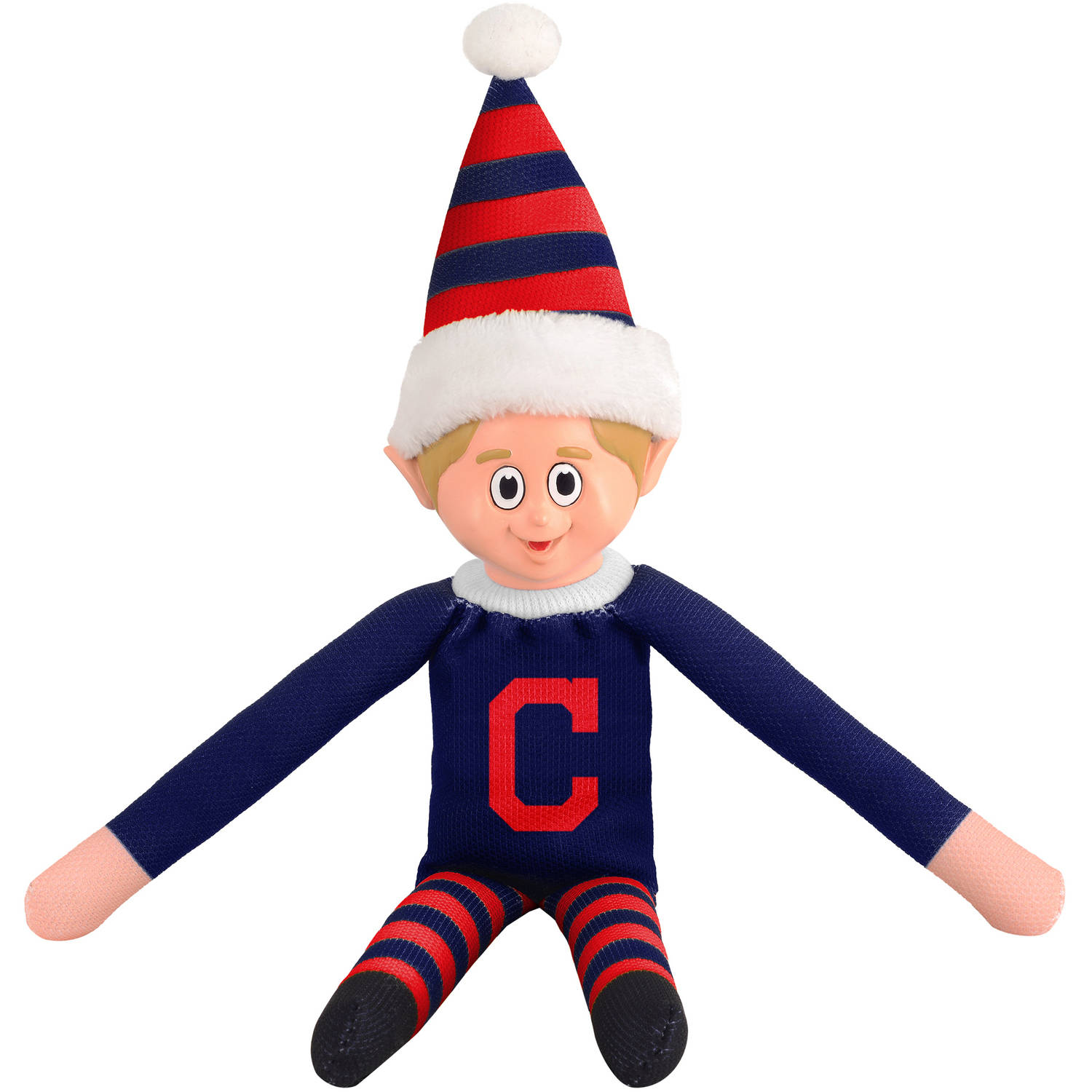 Forever Collectibles MLB Team Elf, Cleveland Indians