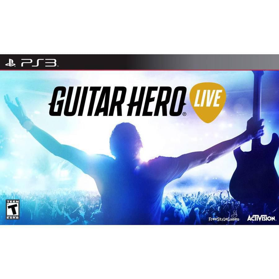 Guitar Hero Live Bundle (PS3)
