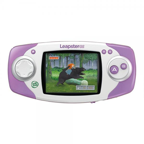 LeapFrog Leapster GS Explorer (Purple) by