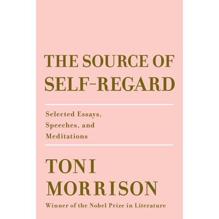 The Source of Self-Regard : Selected Essays, Speeches, and