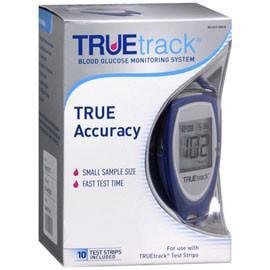 TRUEtrack Glucose Meter