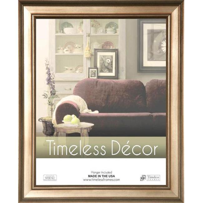 Timeless Frames 79370 Aris Silver Wall Frame 16 X 20 In