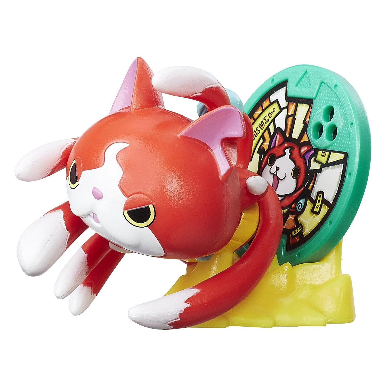 Yo-Kai Watch Series 2 Jibanyan Yo-Motion Medal Moments Figure Hasbro by Hasbro