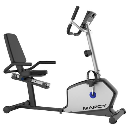 Marcy Magnetic Recumbent Cycle: NS-1201R