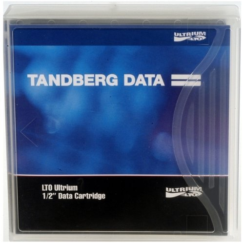 Tandberg Data Lto Ultrium 4 Tape Cartridge - Lto Ultrium Lto-4 - 800gb (native) / 1.6tb  - 1 Pack