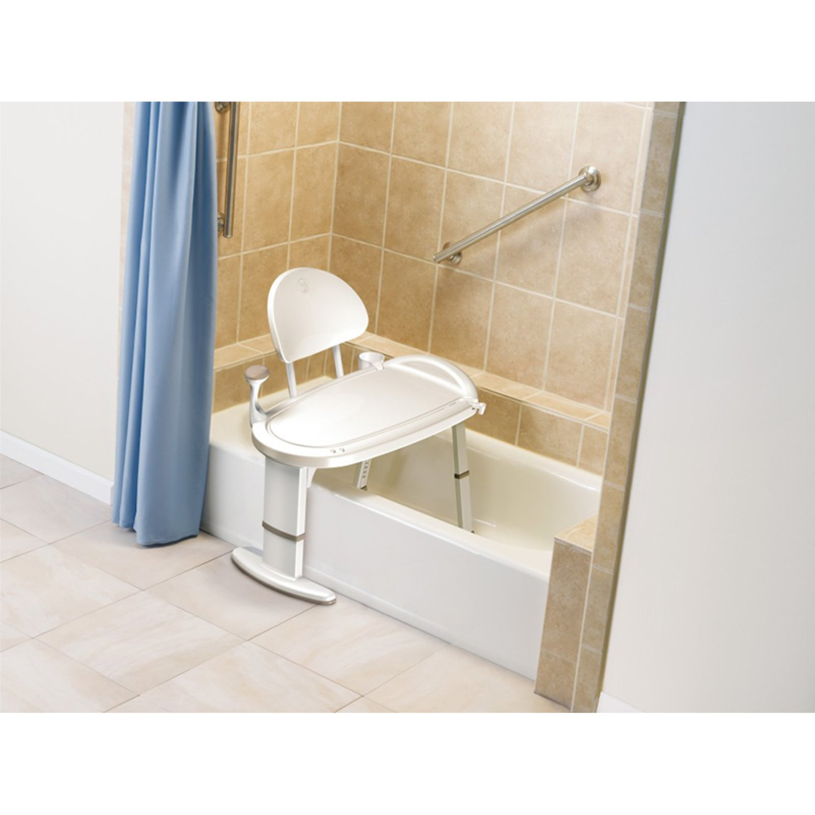 Moen Home Care Transfer Bench, 1ct - Walmart.com