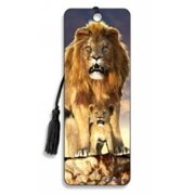 Lion Bookmark by Artgame - BK54LEO