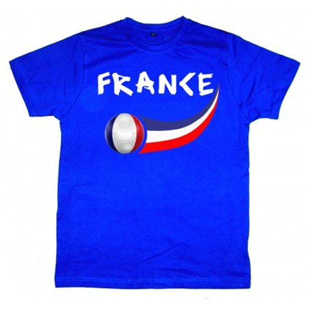 Supportershop WCFR6Y France Soccer Junior T-shirt 6-7 years - image 1 of 1