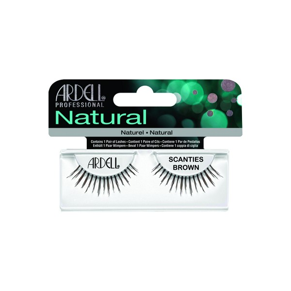 Ardell Lashes Scanties Brown Natural
