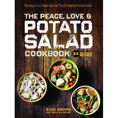 The Peace, Love & Potato Salad Cookbook (Hardcover) (Halloween Potato Salad)