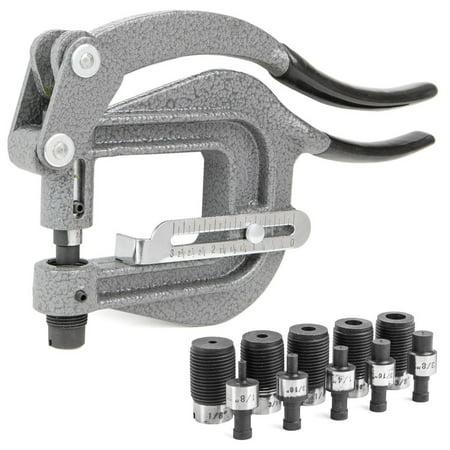 New Mtn G Power Punch Deep Thorat Kit Sheet Metal Rivet Hole