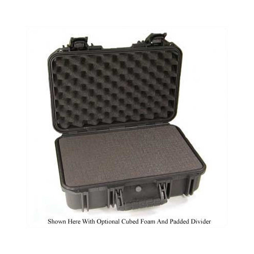 SKB Cases Mil-Standard Injection Molded Cases:  10''H x 16''W x 5.5''D (Inside)