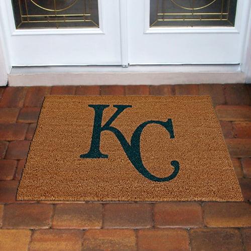 Memory Company Kansas City Royals Color Exterior Doormat