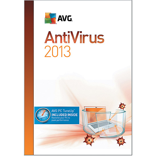 AVG Anti-Virus + PC TuneUp 2013 3-User 2-Year  $59.99 (Email Delivery)