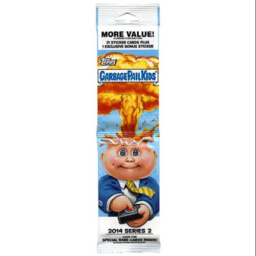 Garbage Pail Kids 2014 Series 2 Trading Card Jumbo Pack