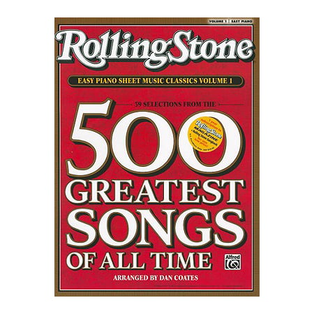 This Is Halloween Piano Music Easy (Rolling Stone Easy Piano Sheet Music Classics, Volume 1 : 39 Selections from the 500 Greatest Songs of All)