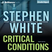 Critical Conditions - Audiobook