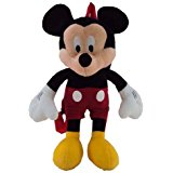 """Disney 16"""" Mickey Mouse Plush Backpack by"""