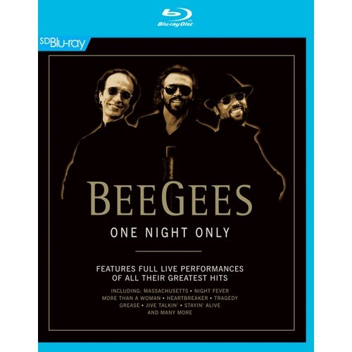One Night Only (Music Blu-ray)