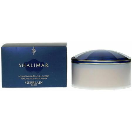 Guerlain Shalimar Perfumed Dusting Powder  4.4 oz (De La Renta Dusting Powder)