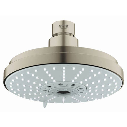 Grohe 27135000 Rainshower Cosmopolitan 160 Shower Head with 4 Sprays, Available in Various Colors