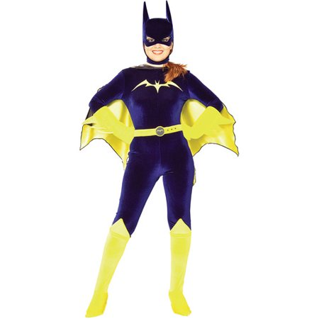 Batgirl Gotham Girls Adult Halloween Costume