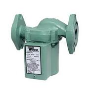TACO Hydronic Circulating Pump,1/8HP,Flanged 0010-F3-1IFC