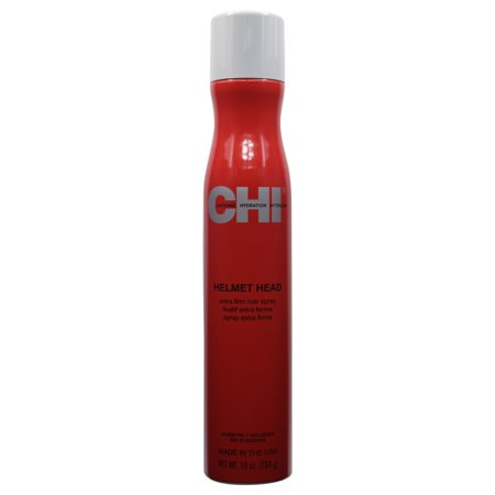 Chi Helmet Head Extra Firm Hair Spray, 10 Oz