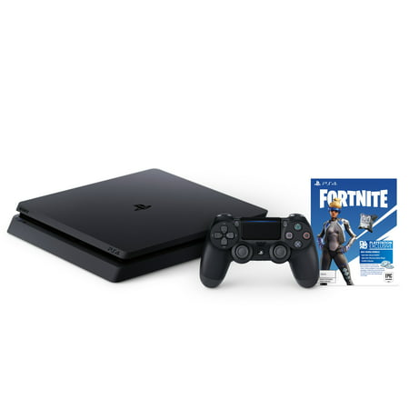 Sony PlayStation Slim 1TB Fortnite Neo Versa PS4 Bundle