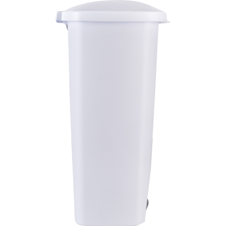 Sterilite Kitchen Trash Can White